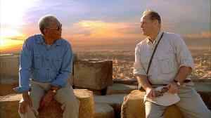 "JACK NICHOLSON stars as Edward and MORGAN FREEMAN stars as Carter in Warner Bros. Pictures' comedy drama ""The Bucket List.""  PHOTOGRAPHS TO BE USED SOLELY FOR ADVERTISING, PROMOTION, PUBLICITY OR REVIEWS OF THIS SPECIFIC MOTION PICTURE AND TO REMAIN THE PROPERTY OF THE STUDIO. NOT FOR SALE OR REDISTRIBUTION."